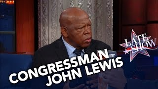 "Congressman John Lewis: ""Get in Trouble. Good Trouble"""
