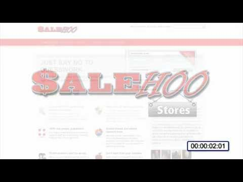 SaleHoo Stores - Create an Online Store Quick & Easy