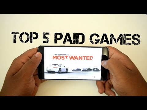 Top 5 Paid Games You Won't Regret Buying