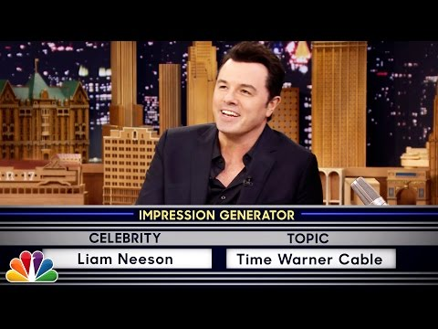 Wheel of Impressions with Seth MacFarlane