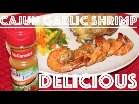How to make Cajun Garlic Shrimp! Boiling Crab copy cat recipe!