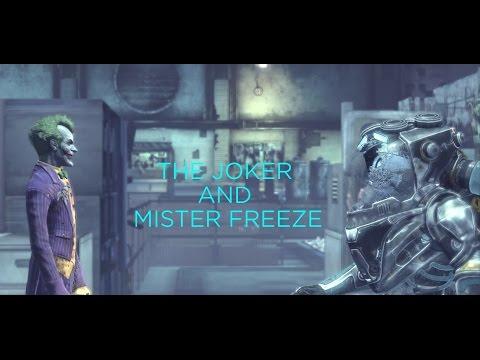 Batman: Arkham City - The Joker and Mr. Freeze