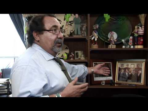 Office Space: Raúl Grijalva's Little Tucson