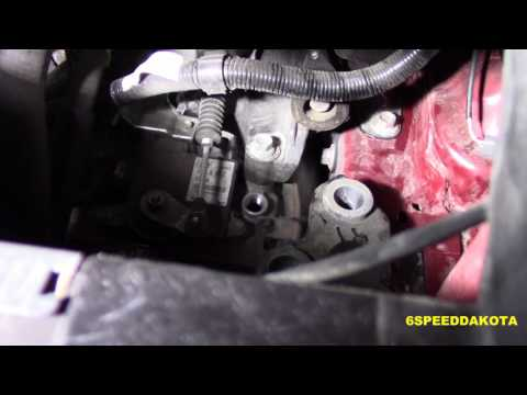 Mazda CX-9 Transmission and Power Steering Fluid Service