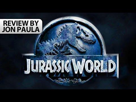 Jurassic World -- Movie Review #JPMN