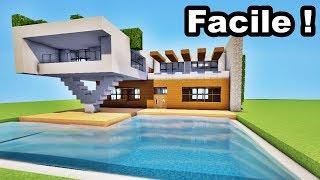 Tuto Maison Moderne Minecraft Videos 9videos Tv