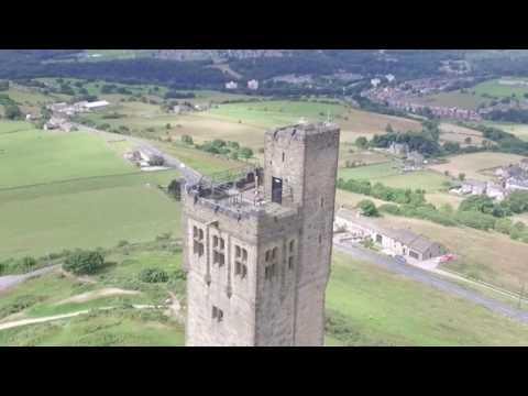 castle hill huddersfield west yorkshire