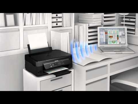 Epson Stylus SX130 Printer Scanner Copier from Box.co.uk