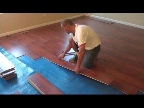 Armstrong Laminate Flooring Installation CC