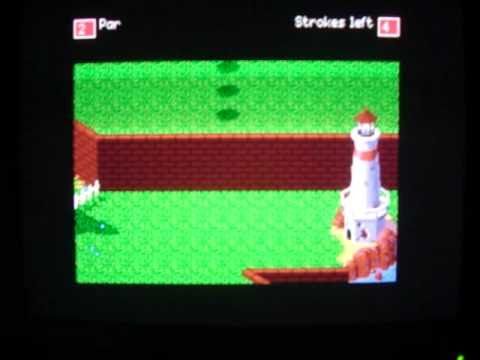 Amiga VS Apple IIGS: Sound Quality (Zany Golf)