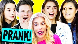 Download Pranking rs With My Fake Song! (Annie Leblanc, Hayden Summerall, Karina Garcia, Bratayley,,) Video