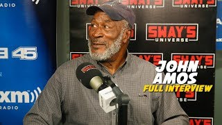 Coming To America 2 w/ Eddie Murphy is coming according to John Amos | Sway