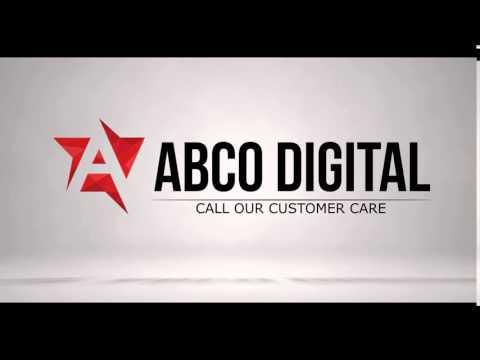 ABCO DIGITAL CALL US AT 809 36 36 163