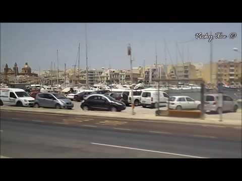 Bus Ride In Malta