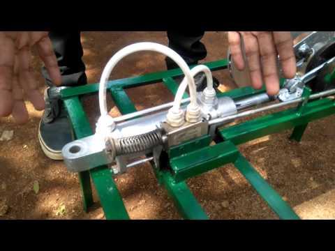 AIR ENGINE MECHANICAL MINI  PROJECT