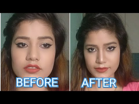 How To Make a BIG Nose Look small | Thin Straight Nose from Makeup | MakeupLoverSejal