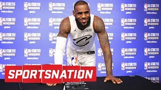 Eddie House says LeBron James gave up in 2011 NBA Finals | Sports Nation | ESP