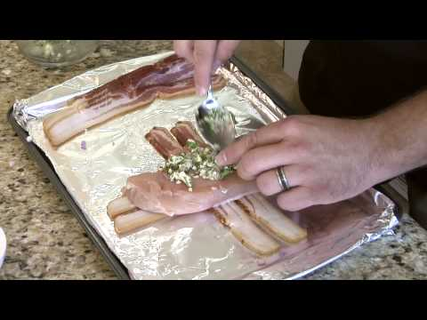 Chicken With Bacon & Brie : Cooking With Bacon