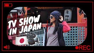 SHOOTING FOR A TV SHOW IN JAPAN  🇯🇵🎥  | NHK | Part 1 | Rickshawali