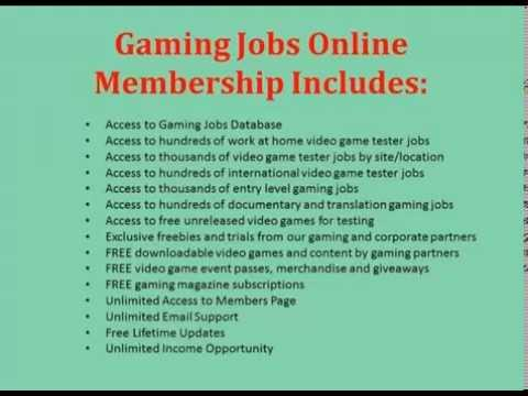 How To Become a Video Game Tester | Paid Gaming Jobs Online