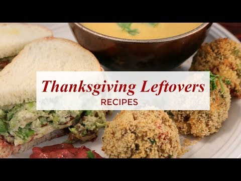 Leftover Thanksgiving Recipes - Planned Over Thanksgiving Meal  | RadaCutlery.com