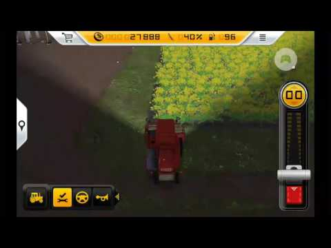Farming Simulator 14 episode 5 waiting for canola to grow