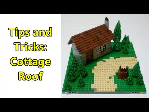 Tips and Tricks: Cottage Roof