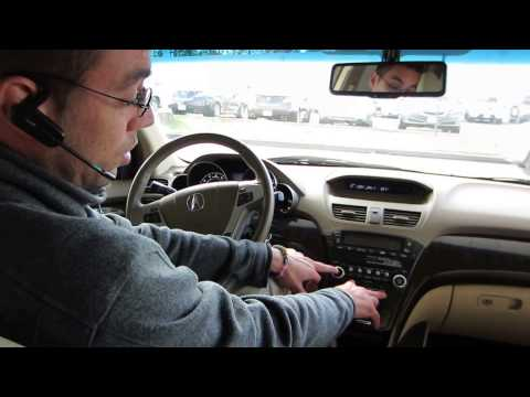 How To Find Your Acura Radio Code
