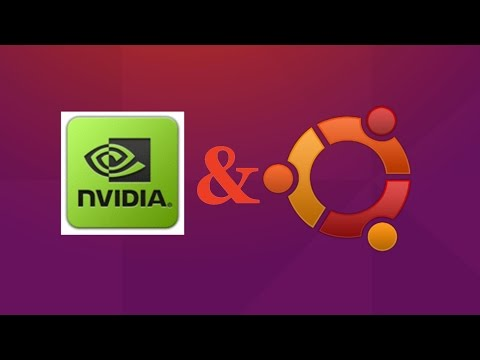 Apply and Install Nvidia Drivers on Ubuntu 15.10