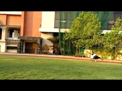 Anand Maurya coach flieding pyc Hindu gymkhana club pune