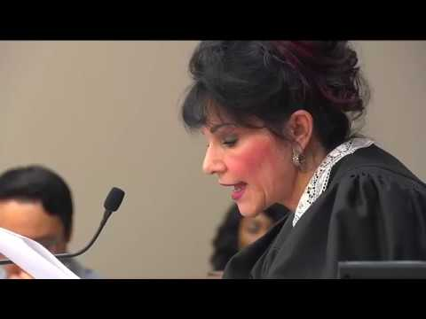 Judge reads and tosses letter written by Larry Nassar