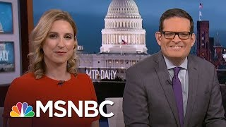 Why Is President Donlad Trump Meeting With North Korean Leader Kim Jong-Un? | MTP Daily | MSNBC