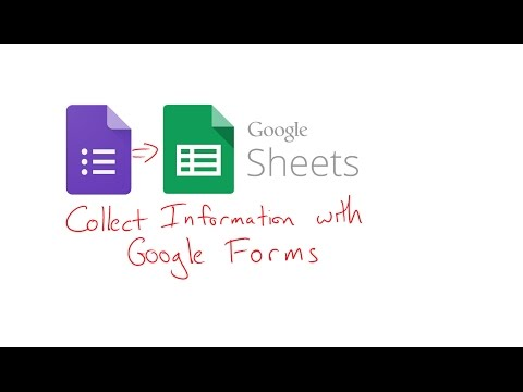 Create Survey with Google Forms