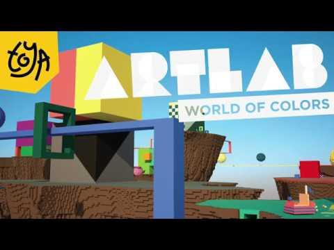 Art Lab: World of Colors