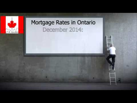 Are Mortgage Rates Going Up In Ontario?