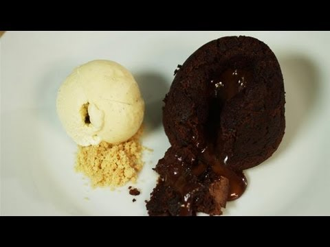 How To Make Salted Caramel Chocolate Fondant: Simply Gourmet