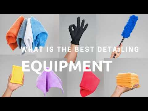 332: What Are The Most Essential Detailing Products ?
