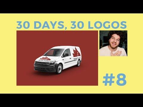 30 Days, 30 Logos #8 - Sparked