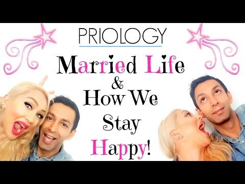 MARRIED LIFE & HOW WE STAY HAPPY!
