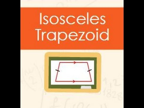 What is an Isosceles Trapezoid?-Geometry Help