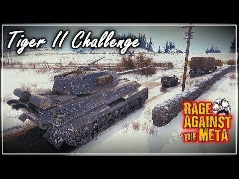 R.A.t.M – Tiger II Challenge || World of Tanks
