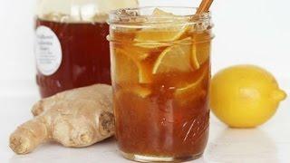 Ramuan Jahe, Madu dan Lemon Sembuhkan Banyak Keluhan Kesehatan