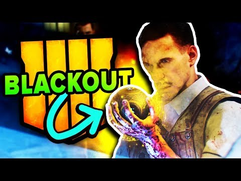 Black Ops 4: SUMMONING KEY Easter Egg Weapon in BO4 Blackout Battle Royale?