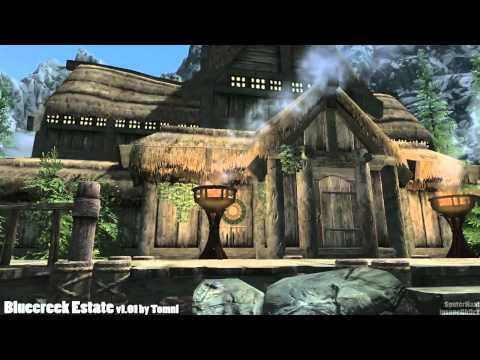 Skyrim Real Estate: Bluecreek Estate