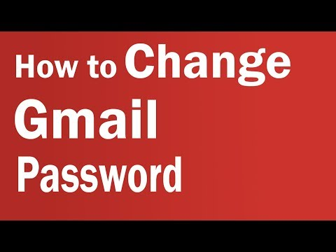 How To Change Gmail Password in Easy Steps