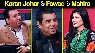 Best Of Khabardar Aftab Iqbal 30 January 2018 - Karan Johar, Fawad & Mahira - Express News