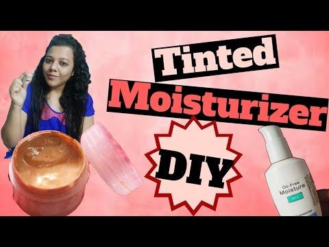 DIY Tinted Moisturizer /Summer Makeup 2017