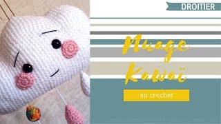 Luna Amigurumi \ How to crochet a Moon Amigurumi - YouTube | 180x320