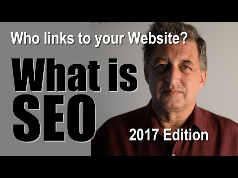SEO Tutorials for Beginners | Who links to my website 2017