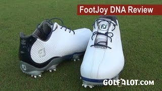 FootJoy DNA Shoe Review by Golfalot